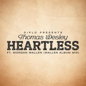 Album Heartless (Wallen Album Mix) from Diplo