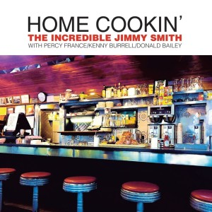 Jimmy Smith的專輯Home Cookin'