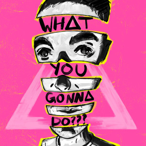 Album WHAT YOU GONNA DO??? from Bastille