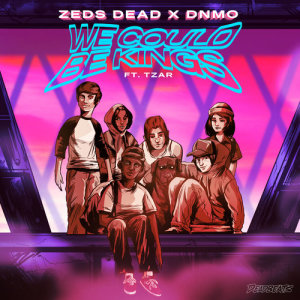 Album We Could Be Kings from DNMO