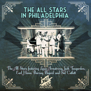 Album Jazz Archives Presents: The All Stars in Philadelphia from The All Stars
