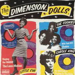 Various Artists的專輯The Dimension Dolls