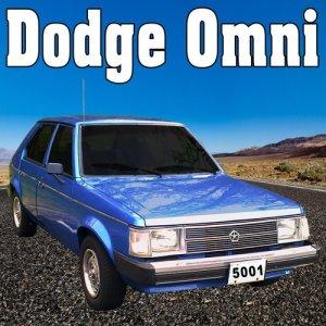 Sound Ideas的專輯Dodge Omni Sound Effects