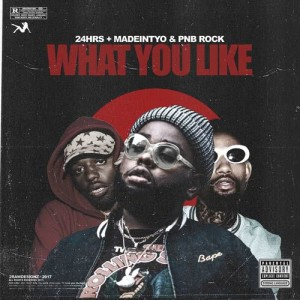 Album What You Like (feat. PnB Rock & MadeinTYO) from 24hrs
