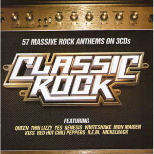 Album Classic Rock from Various Artists