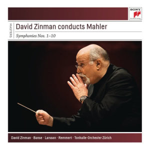 David Zinman的專輯David Zinman Conducts Mahler Symphonies