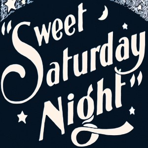 The Platters的專輯Sweet Saturday Night