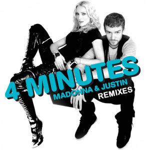 Madonna的專輯4 Minutes (The Remixes)