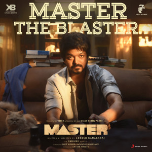 "Album Master the Blaster (From ""Master"") from Anirudh Ravichander"