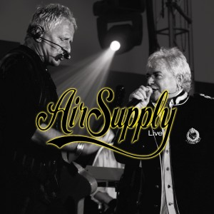 Album Air Supply Live from Air Supply