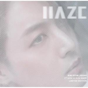 金賢重的專輯HAZE