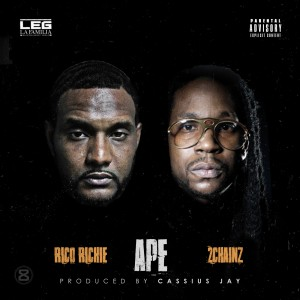 Album Ape (feat. 2 Chainz) - Single from Rico Richie