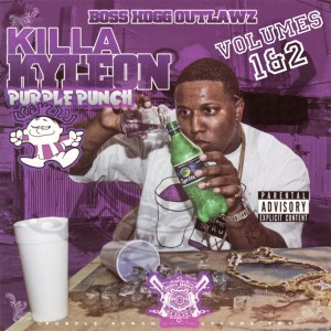 Album Purple Punch 1 & 2 (Explicit) from Boss Hogg Outlawz