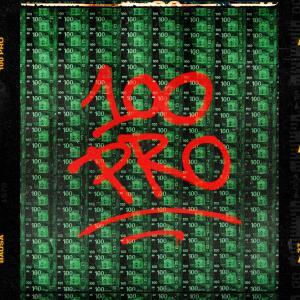 Album 100 Pro (Explicit) from Bausa