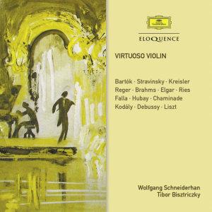 Wolfgang Schneiderhan的專輯Virtuoso Violin