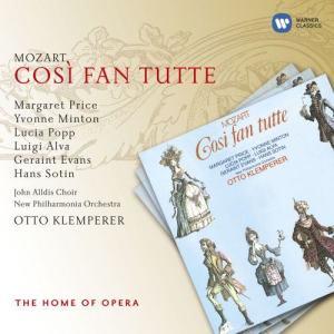 """收聽Dame Margaret Price的Così fan tutte, K. 588, Act 2: """"Per pietà, ben mio, perdona"""" (Fiordiligi)歌詞歌曲"""