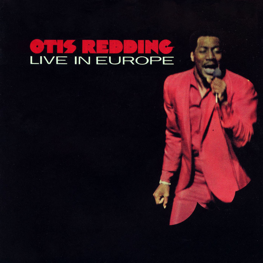 Try a Little Tenderness (Live Europe Version) 1991 Otis Redding