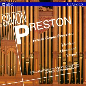 Album French Organ Concertos from Simon Preston