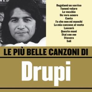 Album Le più belle canzoni di Drupi from Drupi
