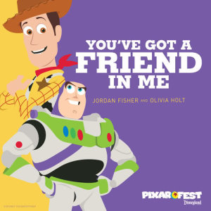 Jordan Fisher的專輯You've Got a Friend in Me
