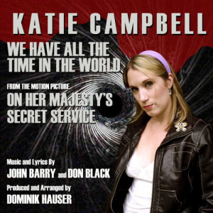 """On Her Majesty's Secret Service - """"We Have All The Time In The World"""" theme from the motion picture (Vocal) (Single)"""