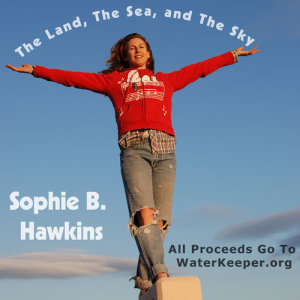 Album The Land, The Sea, And The Sky from Sophie B. Hawkins