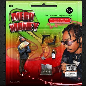 Album Diego Paxkage! - EP from Diego Money