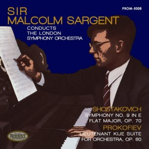 Sir Malcolm Sargent的專輯Shostakovich: Symphony No. 9 & Lieutenant Kijé Suite (Transferred from the Original Everest Records Master Tapes)