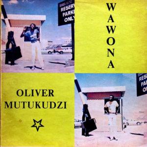 Album Wawona from Oliver 'Tuku' Mtukudzi