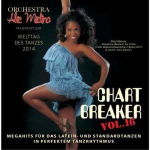 Orchestra Alec Medina的專輯Chartbreaker for Dancing, Vol. 16