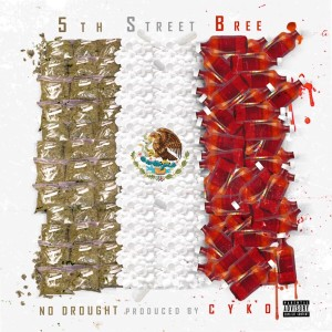 Album No Drought from 5th Street Bree