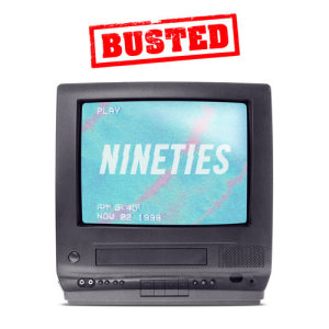 Busted的專輯Nineties
