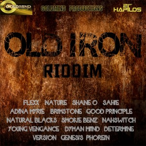Album Old Iron Riddim from Various Artists