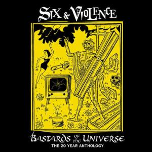 Album Bastards of the Universe from Scott Ian