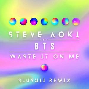 Steve Aoki的專輯Waste It On Me (Slushii Remix)