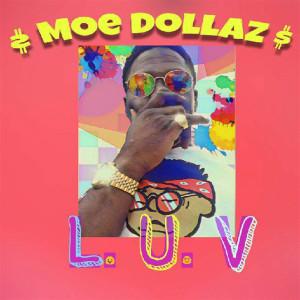 Album Lil Uzi Vert (L.U.V) from Moe Dollaz