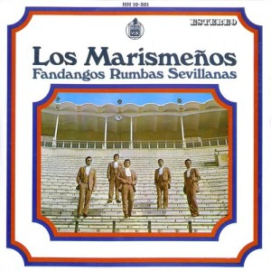 Album Fandangos, rumbas, sevillanas from Los Marismenos