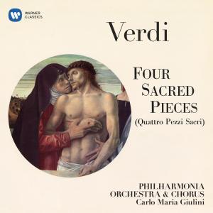 Album Verdi: Four Sacred Pieces from Carlo Maria Giulini
