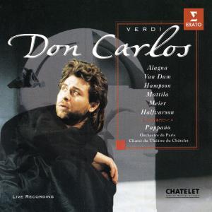 Album Verdi: Don Carlos (Live) from Antonio Pappano