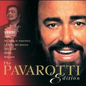 """Listen to Verdi: Otello / Act 1 - """"Già nella notte densa...Venga la morte"""" song with lyrics from Luciano Pavarotti"""