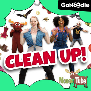 Album Clean Up! from Moose Tube