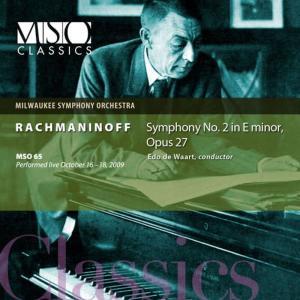 Edo De Waart的專輯Rachmaninoff: Symphony No. 2 in E Minor, Op. 27