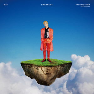 Key (SHINee)的專輯I Wanna Be (The 1st Album Repackage)