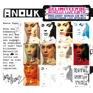 Hotel New York Live Edition 2005 Anouk