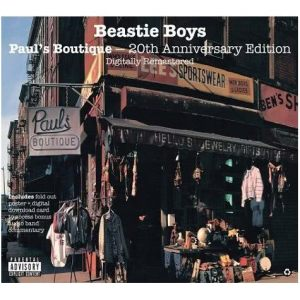 Paul's Boutique 1989 Beastie Boys