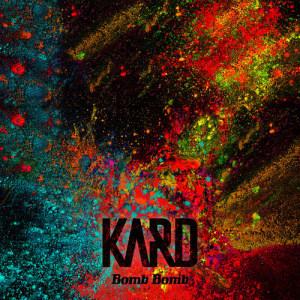 KARD 1st Digital Single 'Bomb Bomb' dari KARD