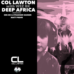 Album Deep Africa from Col Lawton