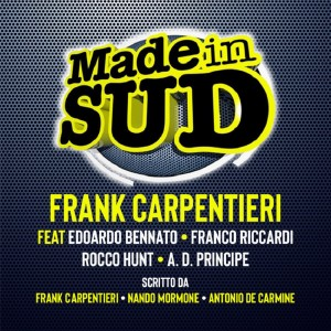 Album Made in Sud from Franco Riccardi