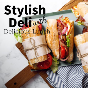 Relaxing Guitar Crew的專輯Stylish Deli with Delicious Lunch