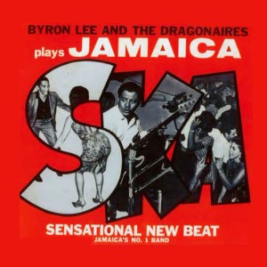 Album Byron Lee & The Dragonaires Play Jamaica Ska from Byron Lee & The Dragonaires